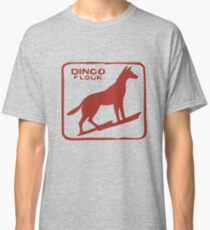 Dingo Flour Wall Classic T-Shirt