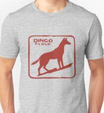 Dingo Flour Wall Unisex T-Shirt