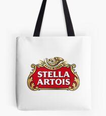 Stella Artois logo Tote Bag