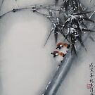 Winter Bamboo by Thanh Duong