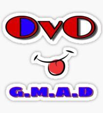 goofy Sticker