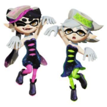 squid sisters by aesthetic101