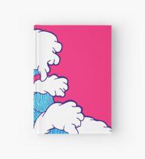 Cuaderno de tapa dura A medida que las olas avanzan