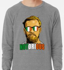 conor mcgregor Lightweight Sweatshirt