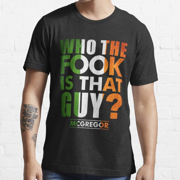 conor mcgregor Essential T-Shirt