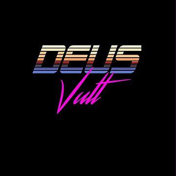 Deus Vult - Synthwave  by EvaEV