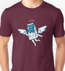 RIP Milky -Angel Edition Unisex T-Shirt