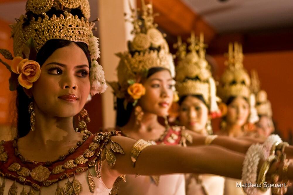Focused (Temple Bar, Siem Reap, Cambodia) by Matthew Stewart