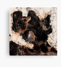 Abstrat Universe: Planet #5 Canvas Print