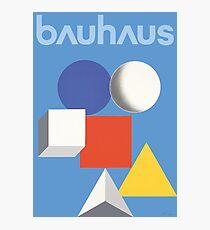 Bauhaus poster HERBERT BAYER Photographic Print