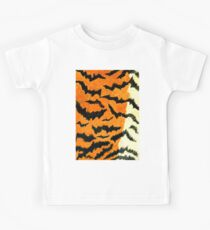 Tiger fur in watercolor Kids Clothes