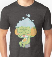 a clean frog is a happy frog Unisex T-Shirt