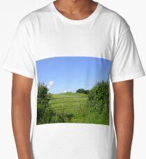 Over The Farm Gate Long T-Shirt