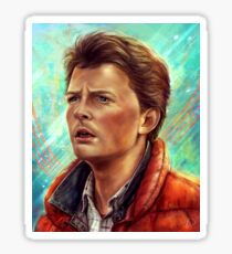 Marty Sticker
