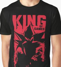 King of Games Graphic T-Shirt