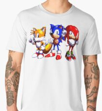 Sonic Gang Men's Premium T-Shirt