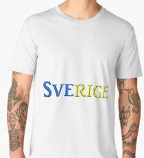 Sverige Men's Premium T-Shirt