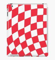 Kroatien Euro 2016 iPad-Hülle & Klebefolie