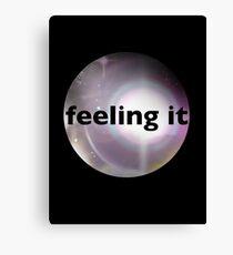 Drag Queen - Feeling It Canvas Print
