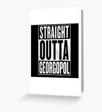 PUBG Georgopol Greeting Card