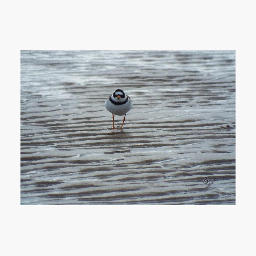 Einsamkeit Fotodruck
