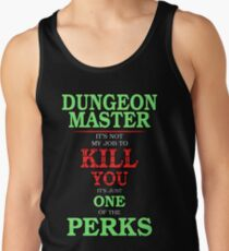 DM Perks Tank Top