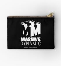Massive Dynamic – Your World Is Our World Reverse Studio Pouch