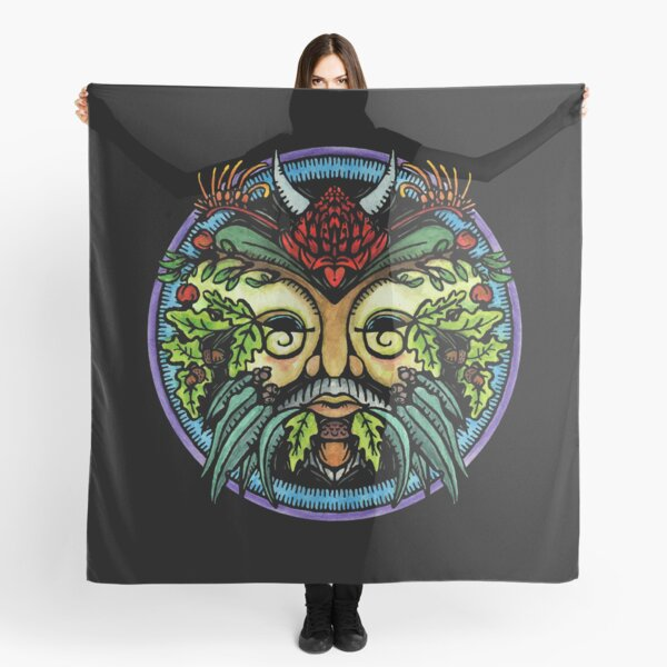 The Greenman Scarf