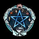 The Pentacle of Water by UrbanFaun