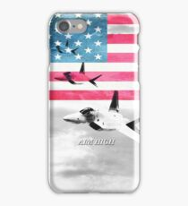 United States Air Force(USAF) iPhone Case/Skin