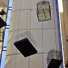 Birdcages Over Angel Place by Jen Waltmon