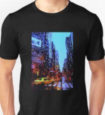 New York in the Rain T-Shirt
