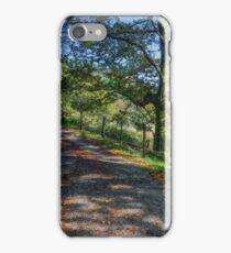 Autumn Countryside iPhone Case/Skin