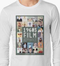1960s Film Alphabet T-Shirt