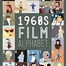 1960s Film Alphabet by Stephen Wildish