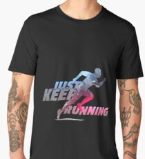 RUNNING SPORT BEST DESIGN 2017 Men's Premium T-Shirt