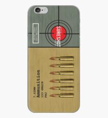 BATTLEGROUNDS PUBG 7.62 AMMO iPhone Case
