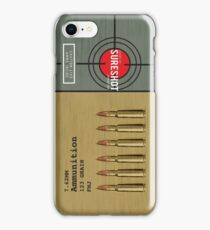 BATTLEGROUNDS PUBG 7.62 AMMO iPhone Case/Skin