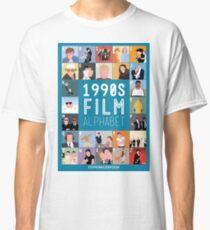 1990's Film Alphabet Classic T-Shirt