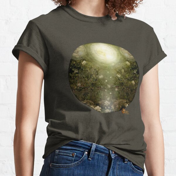 The Great Lie, a Forest Classic T-Shirt