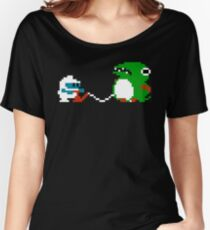 Dig Dug Women's Relaxed Fit T-Shirt
