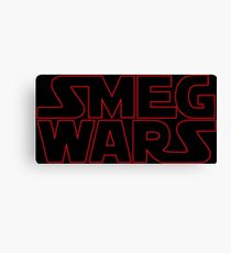 SMEG WARS Canvas Print