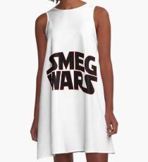 SMEG WARS A-Line Dress