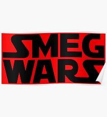 SMEG WARS Poster
