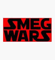 SMEG WARS Photographic Print
