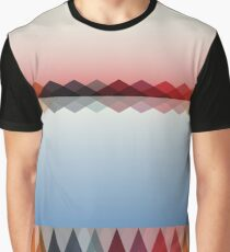 Summer Horizon Graphic T-Shirt
