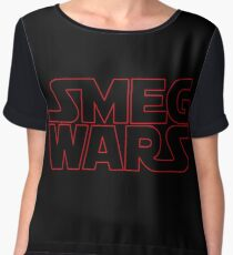 SMEG WARS Women's Chiffon Top