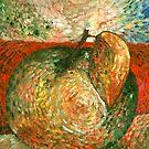 Apple. by Wojtek Kowalski