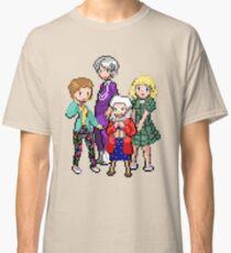 8-Bit Golden Girls Classic T-Shirt