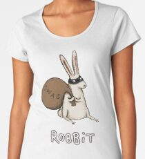 Robbit Women's Premium T-Shirt